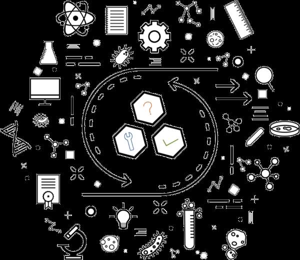 Graphique de l'expertise d'Advilab